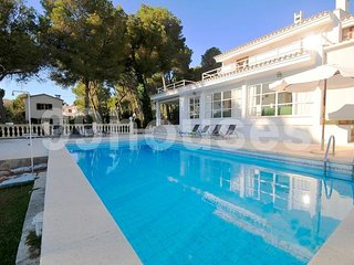 4 bedroom Villa in Costa de los Pinos, Balearic Islands, Spain : ref 5334081