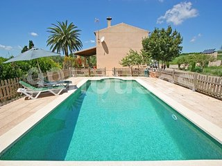 Cottage with protected pool for children, Santa Margalida