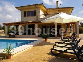 4 bedroom Villa in Palma de Mallorca, Balearic Islands, Spain : ref 5334067