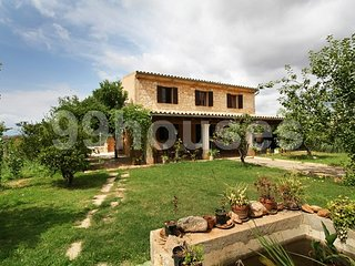 4 bedroom Villa in Algaida, Balearic Islands, Spain : ref 5334082