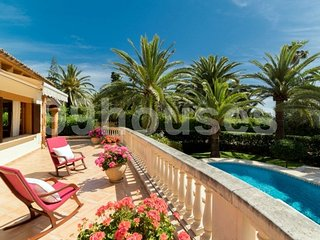 4 bedroom Villa in Costa de los Pinos, Balearic Islands, Spain : ref 5334044