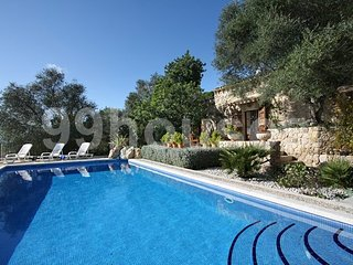 3 bedroom Villa in Sineu, Balearic Islands, Spain : ref 5334034