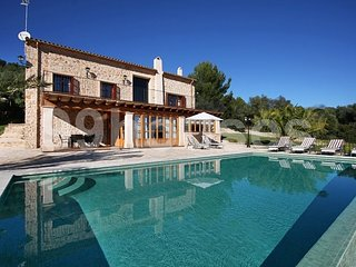 4 bedroom Villa in Petra, Balearic Islands, Spain : ref 5334119