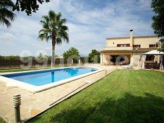 3 bedroom Villa in Inca, Balearic Islands, Spain : ref 5334053