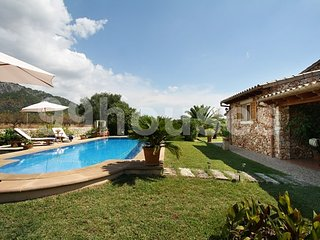 2 bedroom Villa in Selva, Balearic Islands, Spain : ref 5334072