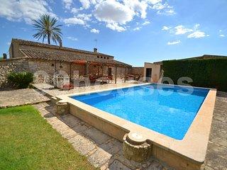 4 bedroom Villa in Vilafranca de Bonany, Balearic Islands, Spain : ref 5334131