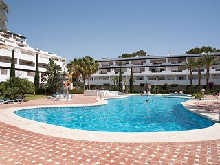 A/72 - FANTASTIC 2 BEDROOM APTM MOJACAR PLAYA