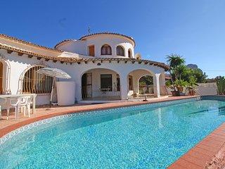 Villa Redonda - Costa Calpe