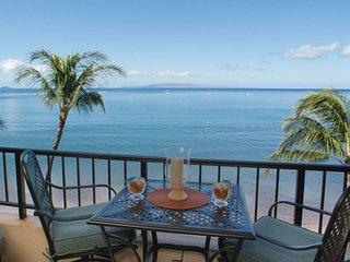 Sugar Beach Resort Ocean Front Penthouse 24, Kihei