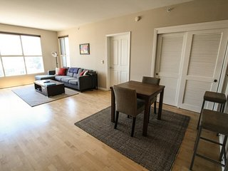 Furnished 1-Bedroom Apartment at S Van Ness Ave & Plum St San Francisco