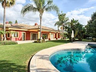 Villa La Pepina, San Pedro de Alcantara