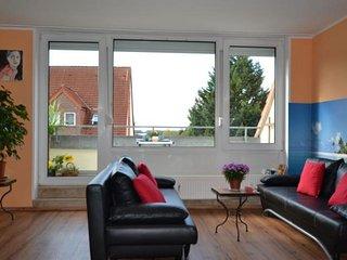 Nature & Berlin Peripherie  apartment in Friedrichshain with WiFi, gedeelde