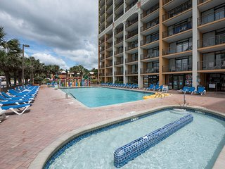Outstanding Family Friendly Fun Resort - Sleeps 6, Myrtle Beach