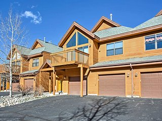 NEW! Peaceful 2BR Keystone Condo w/Mountain Views!