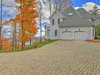 NEW! Rum Hill Manor 4BR Cooperstown House w/Views!