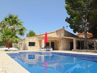 Villa Jamboree, L'Ametlla de Mar