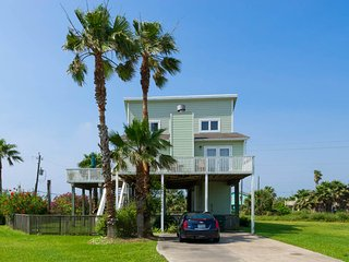 Pirates Beach - $300/night + tax/fees, Galveston