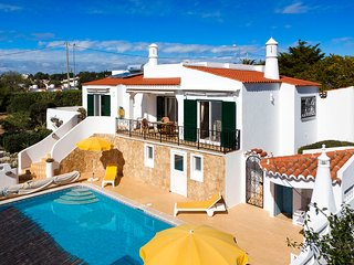 Villa Juamar: Lovely 3 bedroom villa close to the beach and Carvoeiro