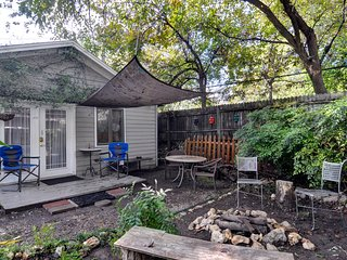 Cozy Guest Cottage in Cultural District, Fort Worth