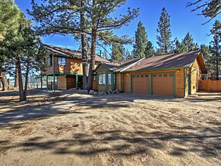 5BR Big Bear Home - Outdoor Amenities Galore!