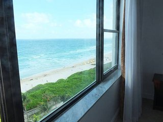 Miami Beach Ocean View Studio