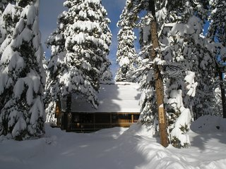 Spring Break Discount to $325/Feb to $165= Sweet Log Cabin/Hot Tub/Nr.Purgatory