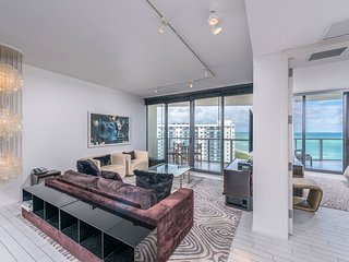 Lavish Ocean Condo at the W Hotel, Miami Beach
