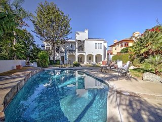 4BR, 3.5BA Hilltop Home in San Clemente - Panoramic Ocean Views & Pool