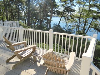 Upscale Lake Front Home with Spectacular Views and Large Private Deck: 087-BS