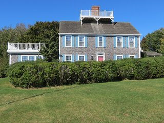 Shore Road, Chatham. Sleeps 12, harbor views, walk to everything!: 455-C
