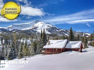 Big Sky Resort | White Otter Cabin