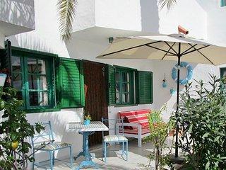 Apartamento en la misma playa con acceso directo.