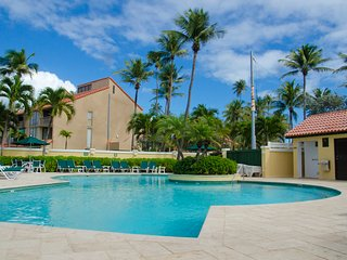 Relaxing Oceanfront and Pool View Villa in Palmas del Mar (BV228)