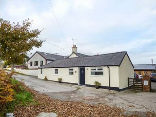 BRYN BARCUD BACH, all ground floor, biomass central heating, WiFi in Eglwysbach, Ref 932519