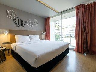 Comfort room at Heritage Silom