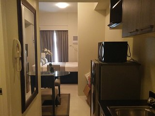 Fully Furnished Studio Unit 1 at The Currency Ortigas