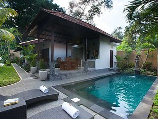 Villa Alam Surya#2 bedroom private Pool, Mas