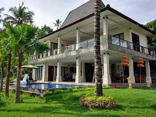 1BR Rumah Pandawa~Ricefieldpool View