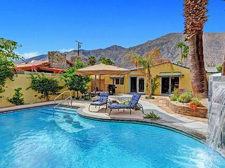 Palo Fierro Pool House, Palm Springs