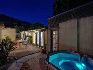 Palo Fierro Pool House