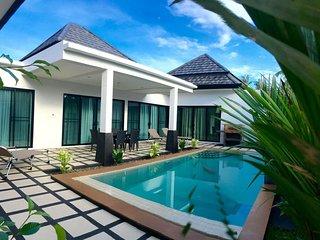 Clos Vougeot Villa , New 2 Bedrooms Pool Villa