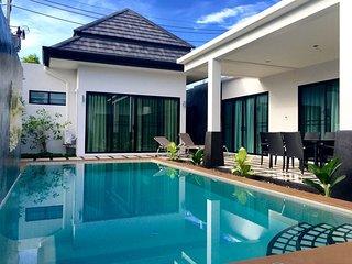 Clos Vougeot Villa , New 2 BR pool Villa