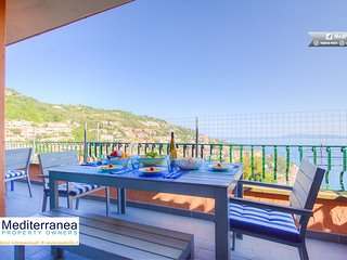 ♥Porto Santo Stefano x6 Airco Parking Terrace SHARED Pool Quiet and Private Area