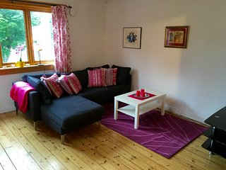 Ryfylke Apartment 2, Stavanger, Norway - sleeps 6