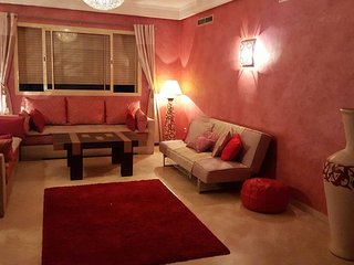 A Beautiful Apartment in Marrakech