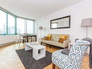 Furnished 1-Bedroom Apartment at 14th St & River Dr S Jersey City