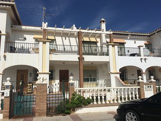 Cosy holiday home in La Cala de Mijas, 20 m from the beach