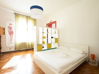 Via Giulia, Well furnished 100 sq.m. at a reasonable price for 4+2 guests., Triest