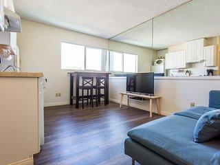 Furnished 1-Bedroom Apartment at Eads Ave & Kline St San Diego