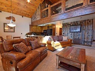 Howling Wolf Lodge, Big Bear Region